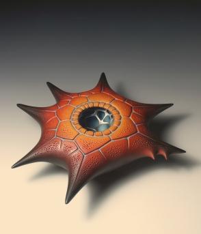 Radiolarian Vessel VII