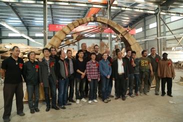 the arch gate team